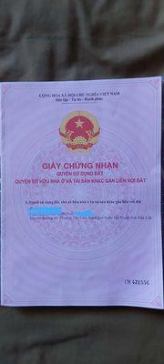 Nhà trung tâm thị trấn Phước An