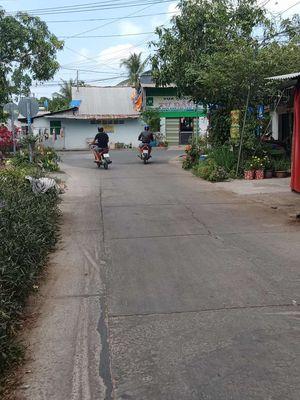 Bán Đất Nền Đường Mặt Tiền Xã Tân Thuận Tây