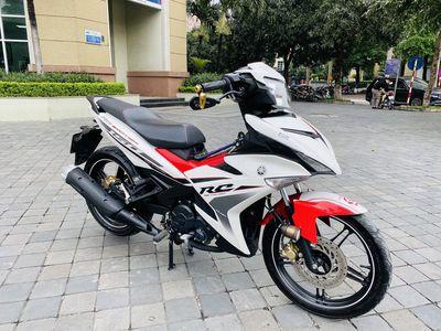 Yamaha Exciter 150 RC đỏ trắng bản đời chót HN