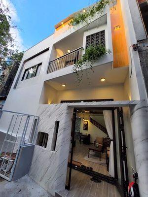 🔥Bán nhà 2 tầng đẹp fulloption kiệt Phạm Nhữ Tăng