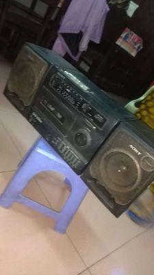 Radio cassette Sony CFS 1035S