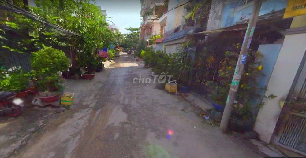 Bán nhà hẻm đường huỳnh tấn phát P Phú Thuận q7.
