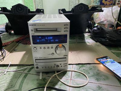 Loa tháo tivi sony + onkyo FR-155AX