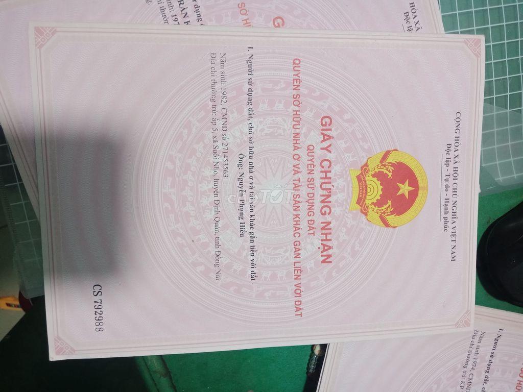 0966000339 - Nhà Huyện Xuân Lộc 224m²