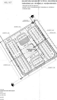 Đất Đất đấu giá X3 Đông La  75m²