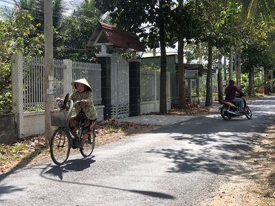 Bán đất Nhơn Thạnh, Tp. Bến Tre