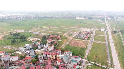 Bán dự án Sen Hồ Đình Trám Bắc Giang lô 45,59-Cl49