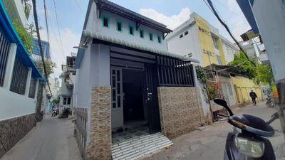 Nhà Chính Chủ 55,6m phường 5 Chợ Gò Vấp
