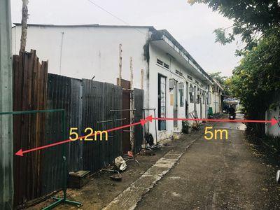 Gia đình bán 5mx13.5m thổ cư Phạm Hữu Lầu, Nhà Bè