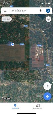 2.1 ha đất 2 mặt tiền Tỉnh Lộ 10 Cư Kuin, 330tr/s