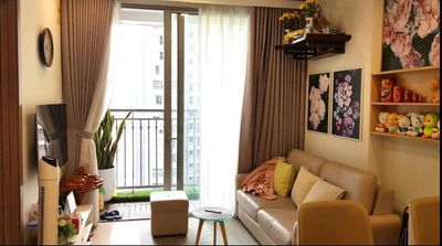 Chung cư Vinhomes Gardenia 57m² 2 PN