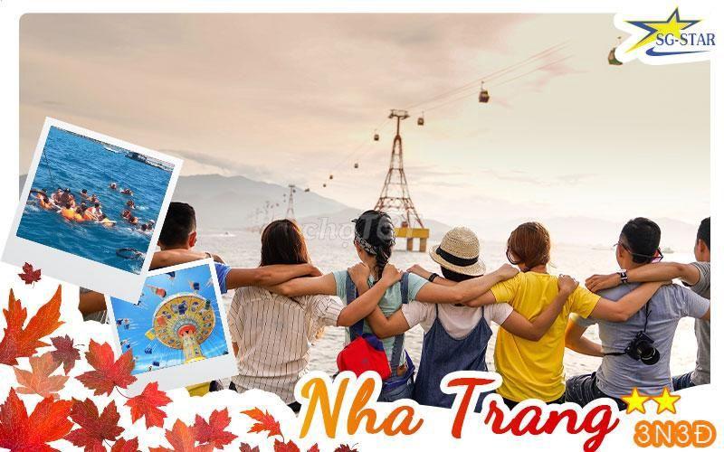 Tour Sài Gòn Nha Trang 3N3Đ – Vinpearl land