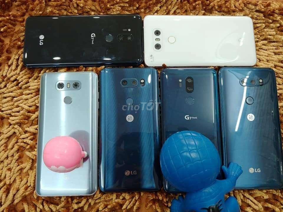 LG V30 Hàn Quốc ThinQ có B&0 Zin Keng Thả Nước