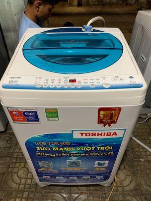 Bán máy giặt toshiba 8k2 còn mới!bh 3th