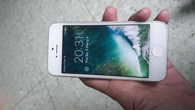 Apple iPhone 5 Bạc 16 GB
