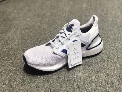 Giày Adidas Ultra boost 6.0(2020) xám Nasa