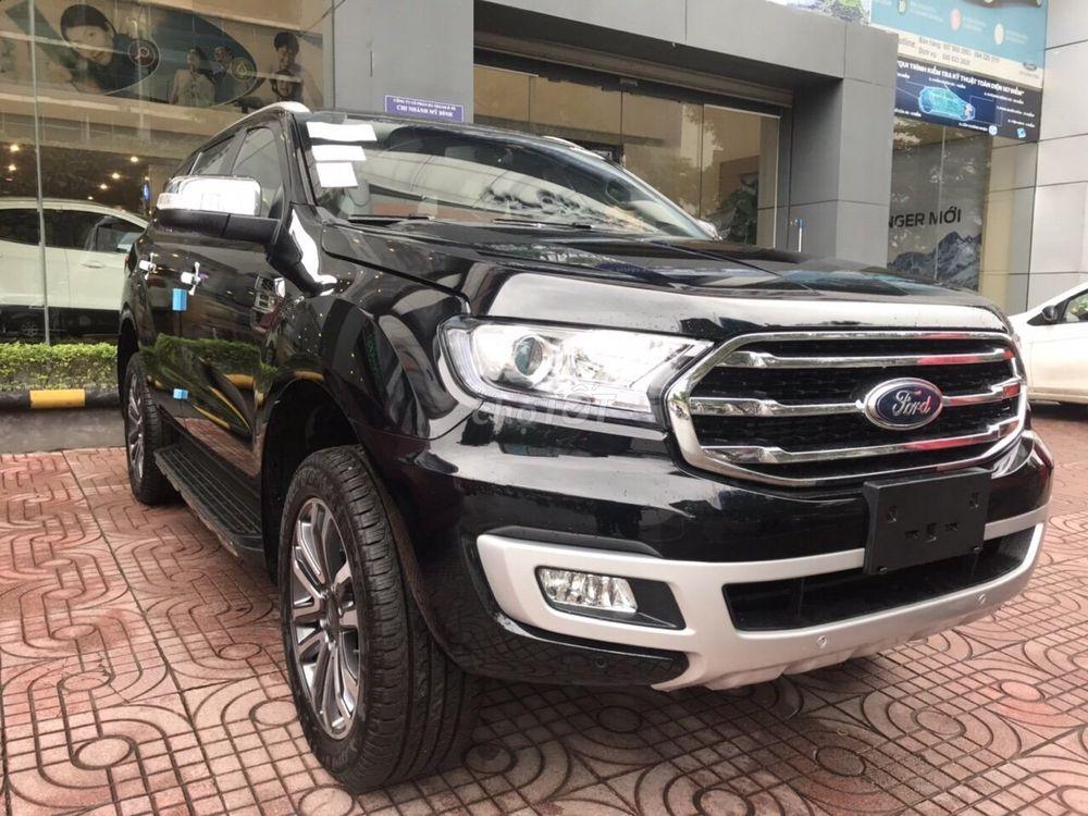 Ford Everest 2019 2.0L nhập khẩu (Tháng 12/2019)