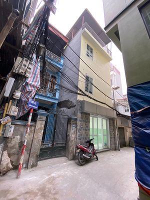 Bán nhà 4 tầng 30m2 ngõ 663 phố Trương Định, HN
