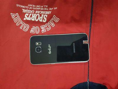 Samsung Galaxy S6 Xám ram 3gb 2sim rom 32gb