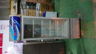 Tủ mát alaska 450 lít dùng tốt có bảo hành