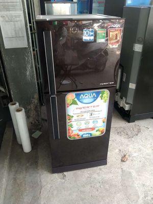 Tủ lạnh Inverter Aqua 180l tiết kiệm