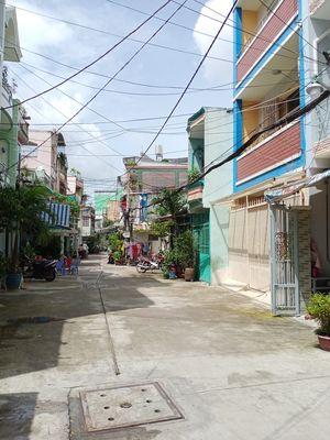 HXT Hồng Bàng p1 Q11 (4,5x24) Nở hậu. DTCN 105,6m2