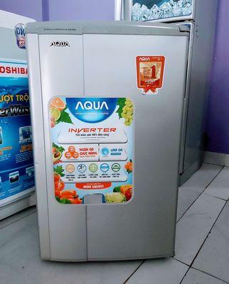 Tủ AQUA 90 Lít đời mới. Tiết kiệm điện. Mới 93% .