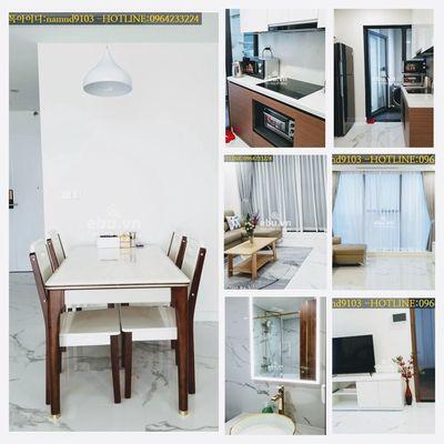 cho thuê căn hộ 2n full chung cư Sunshine city