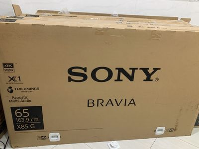 TV 4K Sony KD-65X8500G 65in Android BẢO HÀNH 2022