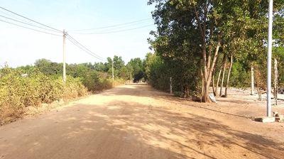 Đất ở 3872m2, mặt tiền 87m, KCN Bình Thuận 3.3 tỷ