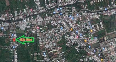 Đất ở gần chợ Tân Việt Hòa P6 TPCL 284.3m2