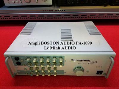 🍎 Amplifier BOSTON PA-1090 hàng bãi