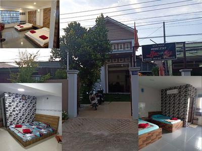 Homestay 13 Phòng 275,9m2 tại Vĩnh Ngươn Châu Đốc