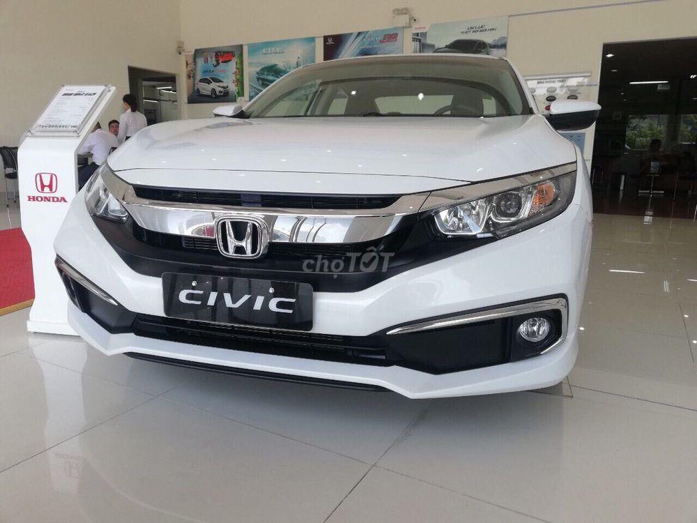 Honda Civic 1.8E 2019, đủ màu, giao ngay, giá tốt