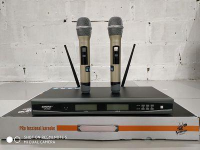 Micro không dây Shure UR28D, mới 100%