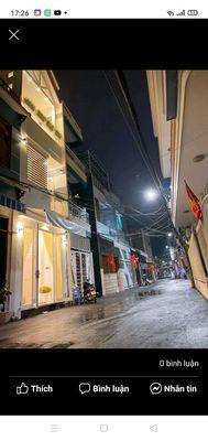 Bán nhà mặt tiền đường Hàn Mặc Tử
