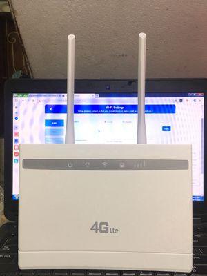 BỘ PHÁT WIFI 3G/4G - CPE101 - CÓ CỔNG LAN & WLAN