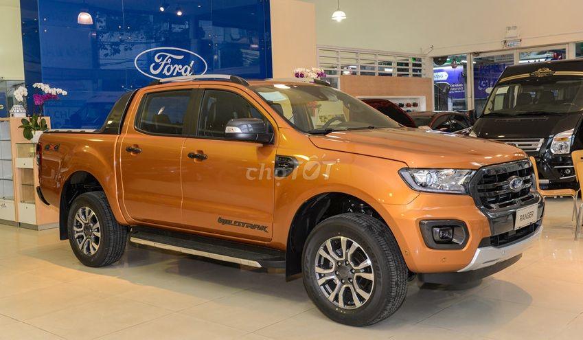 Xả Kho Tháng Tết Ford Ranger 2019 Giá Từ