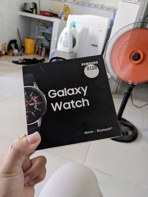 Galaxy watch 46mm chính hãng full box đẹp 98%