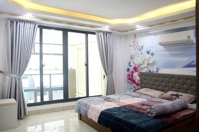 Nhà 4 tầng mặt tiền Bàu Hạc 2 full nội thất