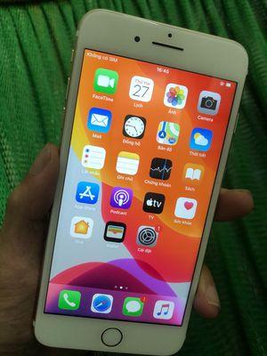 iPhone 7 plus 32 GB vàng qt zin  đẹp 99% mã vn/a