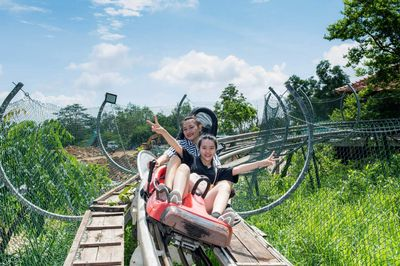 Tour Hồ Mây Park Vũng Tàu cáp treo nhạc nước 80tro