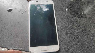 Samsung Galaxy S6 Trắng bán xác còn lên nguồn