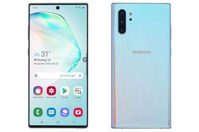 Galaxy Note 10plus mới 100% đủ 2 màu