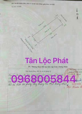 Bán đất lô 7c Lê Hồng Phong, Hải Phòng