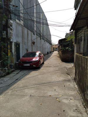 Bán 255m2 đất Xâm Thị Hồng Vân Thường Tín đường 4m