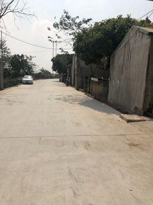 Đất Huyện Thường Tín 121m²  đất sổ đỏ chính chủ