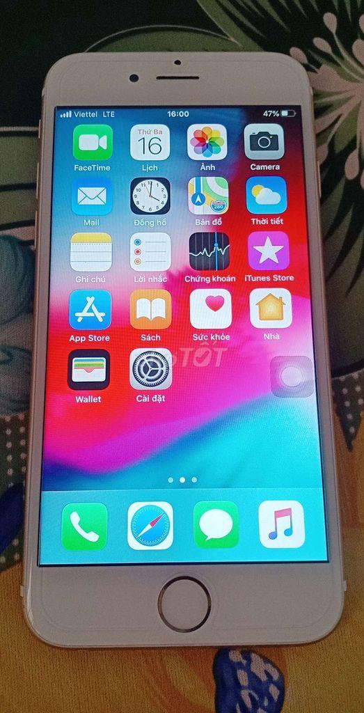 iPhone 6s gold quốc tế LLA