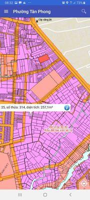 Đất biệt thự 10,8x25 thổ cư gần bv Y học cổ truyên