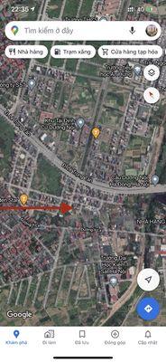 Chính chủ gửi bán lô đất đường 21m khu LK27,28